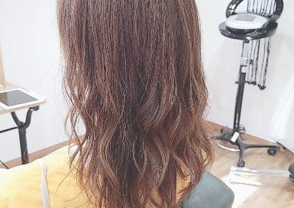 髪の毛がキレイになるカット